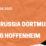 Borussia Dortmund – TSG Hoffenheim Tipp 27.082.2021