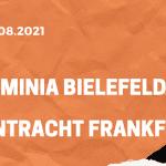 Arminia Bielefeld – Eintracht Frankfurt Tipp 28.08.2021