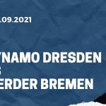 Dynamo Dresden - Werder Bremen Tipp 26.09.2021