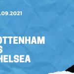 Tottenham Hotspur - FC Chelsea Tipp 19.09.2021