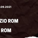 Lazio Rom - AS Rom Tipp 26.09.2021