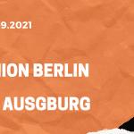 1. FC Union Berlin – FC Augsburg Tipp 11.09.2021