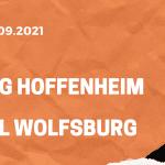 TSG 1899 Hoffenheim – VfL Wolfsburg Tipp 25.09.2021