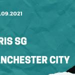 Paris St. Germain - Manchester City Tipp 28.09.2021