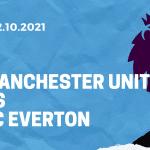 Manchester United - FC Everton Tipp 02.10.2021