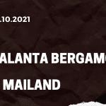 Atalanta Bergamo - AC Mailand Tipp 03.10.2021