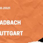Borussia Mönchengladbach - VfB Stuttgart Tipp 16.10.2021