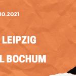 RB Leipzig – VfL Bochum Tipp 02.10.2021