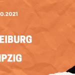 SC Freiburg - RB Leipzig Tipp 16.10.2021
