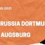 Borussia Dortmund – FC Augsburg Tipp 02.10.2021