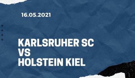 Karlsruher SC – Holstein Kiel Tipp 16.05.2021