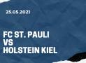 FC St. Pauli – Holstein Kiel Tipp 25.07.2021