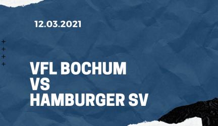 VfL Bochum – Hamburger SV Tipp 12.03.2021