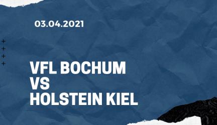 VfL Bochum – Holstein Kiel Tipp 03.04.2021