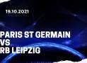 Paris St. Germain – RB Leipzig Tipp 19.10.2021