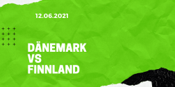 Dänemark – Finnland Tipp 12.06.2021