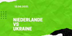 Niederlande – Ukraine Tipp 13.06.2021