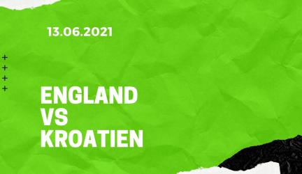 England – Kroatien Tipp 13.06.2021