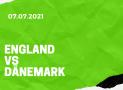 England – Dänemark Tipp 07.07.2021 EM Halbfinale