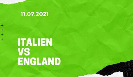 Italien – England Tipp EM-Finale 11.07.2021