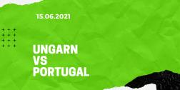 Ungarn – Portugal Tipp 15.06.2021