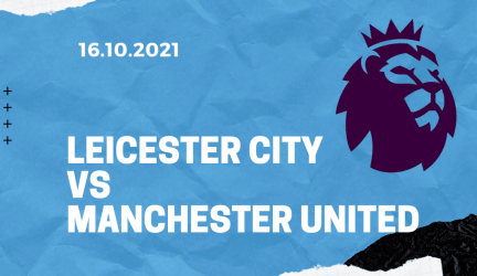 Leicester City – Manchester United Tipp 16.10.2021