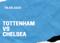 Tottenham Hotspur – FC Chelsea Tipp 19.09.2021