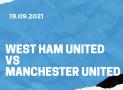 West Ham United – Manchester United Tipp 19.09.2021