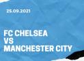 FC Chelsea – Manchester City Tipp 25.09.2021