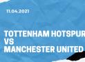 Tottenham Hotspur – Manchester United Tipp 11.04.2021