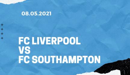 FC Liverpool – FC Southampton Tipp 08.05.2021