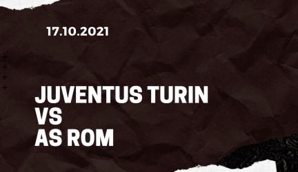 Juventus Turin – AS Rom Tipp 17.10.2021