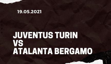 Juventus Turin – Atalanta Bergamo Coppa Italia Tipp 19.05.2021