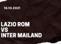 Lazio Rom – Inter Mailand Tipp 16.10.2021