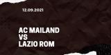 AC Mailand – Lazio Rom Tipp 12.09.2021