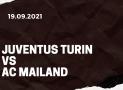Juventus Turin – AC Mailand Tipp 19.09.2021