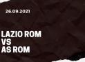 Lazio Rom – AS Rom Tipp 26.09.2021
