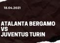 Atalanta Bergamo – Juventus Turin Tipp 18.04.2021