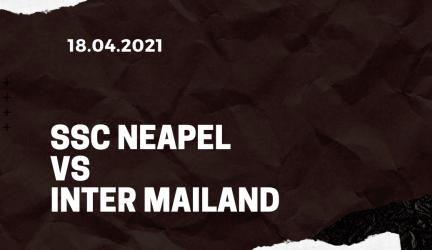 SSC Neapel – Inter Mailand Tipp 18.04.2021