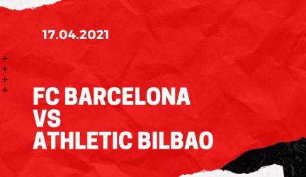 FC Barcelona – Athletic Bilbao Copa del Rey Tipp 17.04.2021