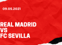 Real Madrid – FC Sevilla Tipp 09.05.2021