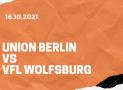 1. FC Union Berlin – VfL Wolfsburg Tipp 16.10.2021