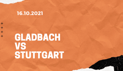 Borussia Mönchengladbach – VfB Stuttgart Tipp 16.10.2021