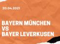 FC Bayern München – Bayer 04 Leverkusen Tipp 20.04.2021