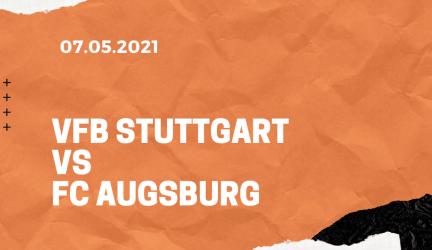 VfB Stuttgart – FC Augsburg Tipp 07.05.2021