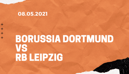 Borussia Dortmund – RB Leipzig Tipp 08.05.2020