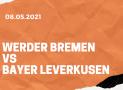 SV Werder Bremen – Bayer 04 Leverkusen Tipp 08.05.2021