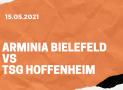 Arminia Bielefeld – TSG 1899 Hoffenheim Tipp 15.05.2021