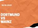 Borussia Dortmund – 1. FSV Mainz 05 Tipp 16.10.2021