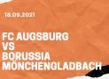 FC Augsburg – Borussia Mönchengladbach Tipp 18.09.2021